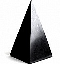 High polished pyramid